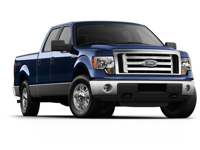 4x4 Ford 2013 foto - 4