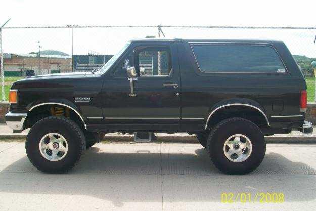 Ford Bronco 1991 foto - 10