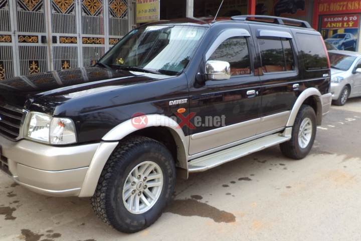 Ford Everest 2006 foto - 2