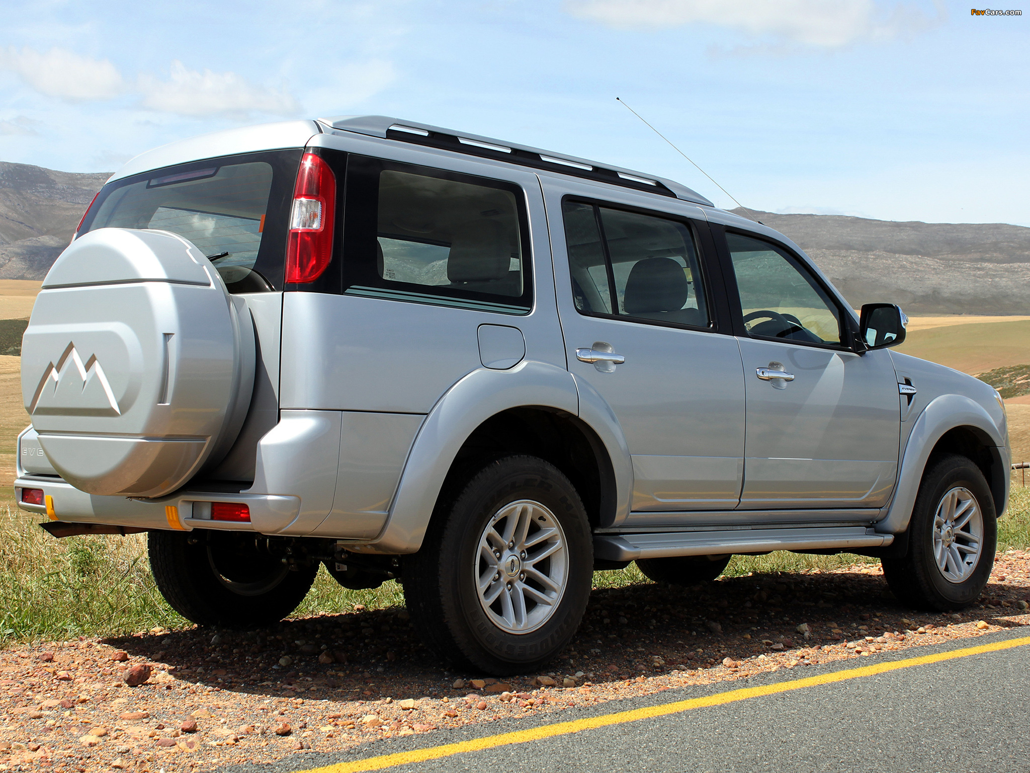 Ford Everest 2006 Foto - 5