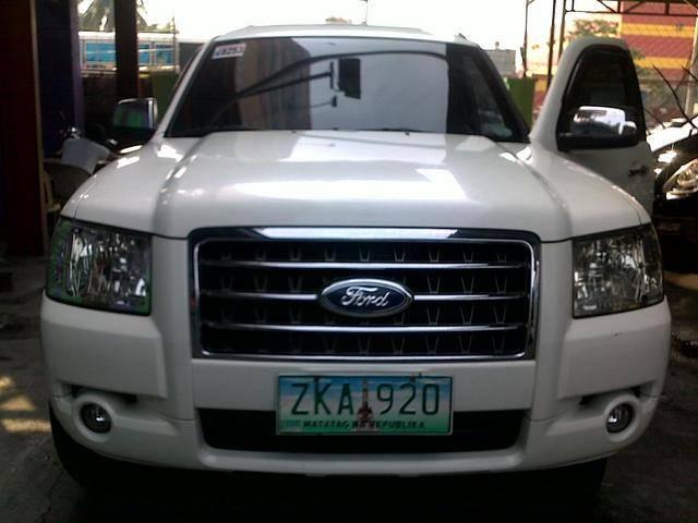 Ford Everest 2007 foto - 6