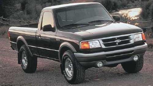 Ford Explorer 1997 foto - 10
