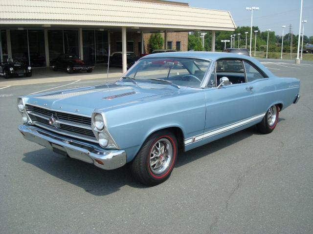 Ford Fairlane 1966 foto - 1