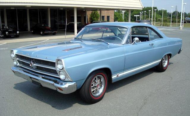 Ford Fairlane 1966 foto - 2