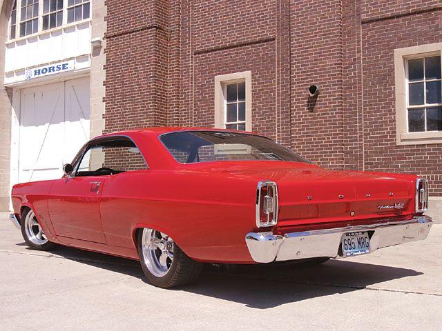 Ford Fairlane 1966 foto - 3