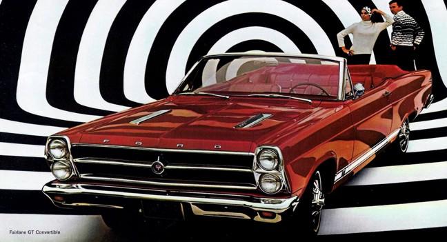 Ford Fairlane 1966 foto - 4