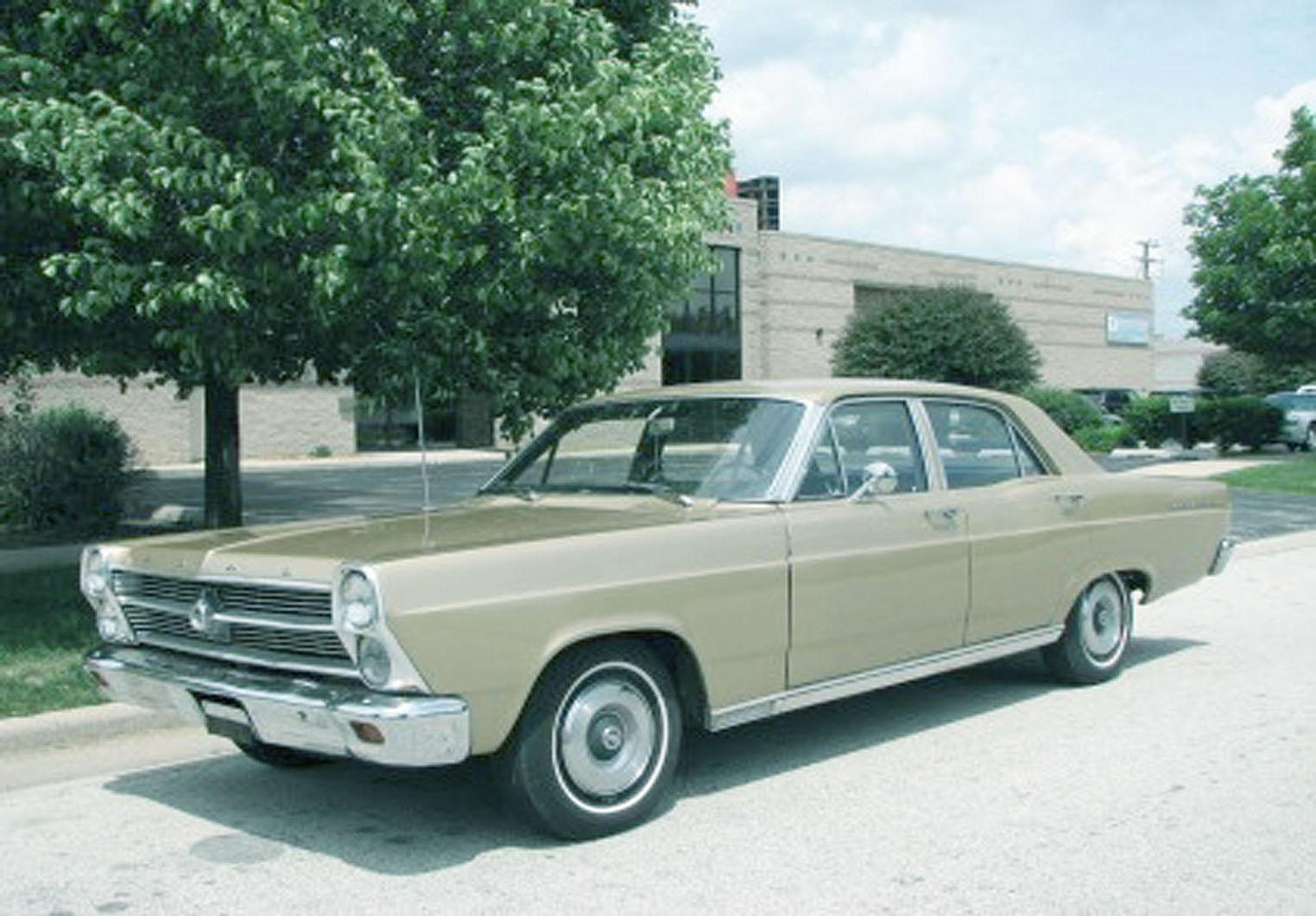 Ford Fairlane 1966 foto - 9