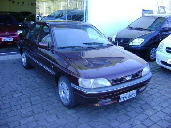 Ford Ghia 1994 foto - 9