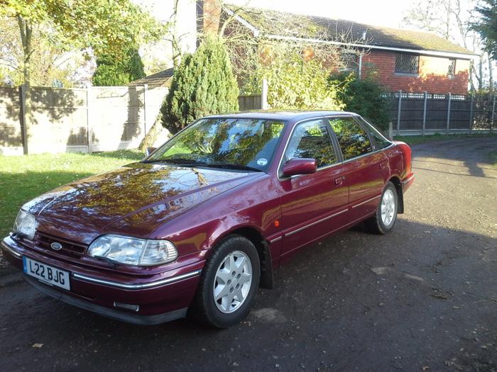 Ford Ghia 1994 foto - 10