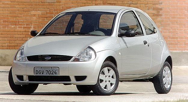 Ford KA 2003 foto - 3