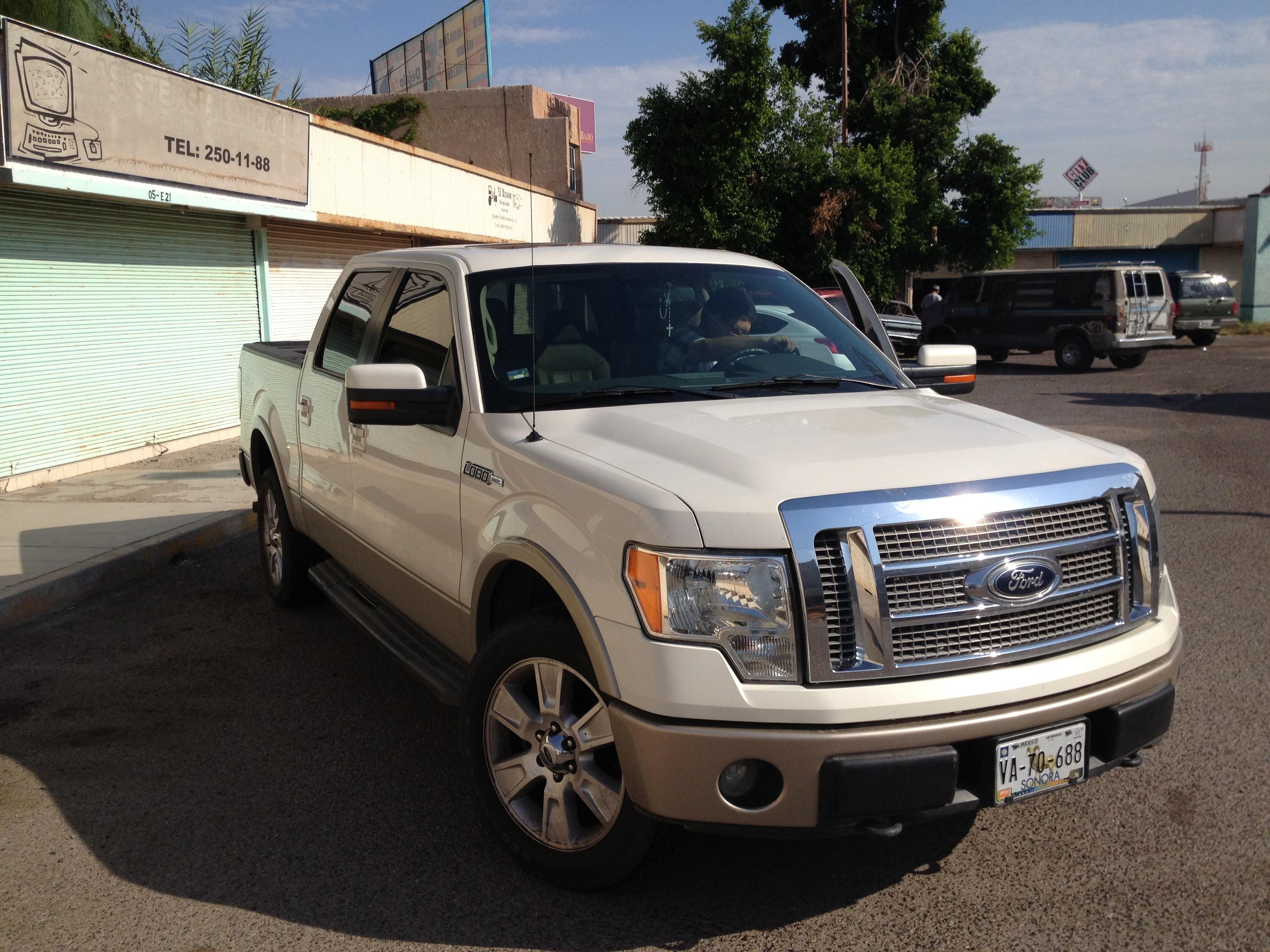 Ford Lobo 2009 Foto - 10