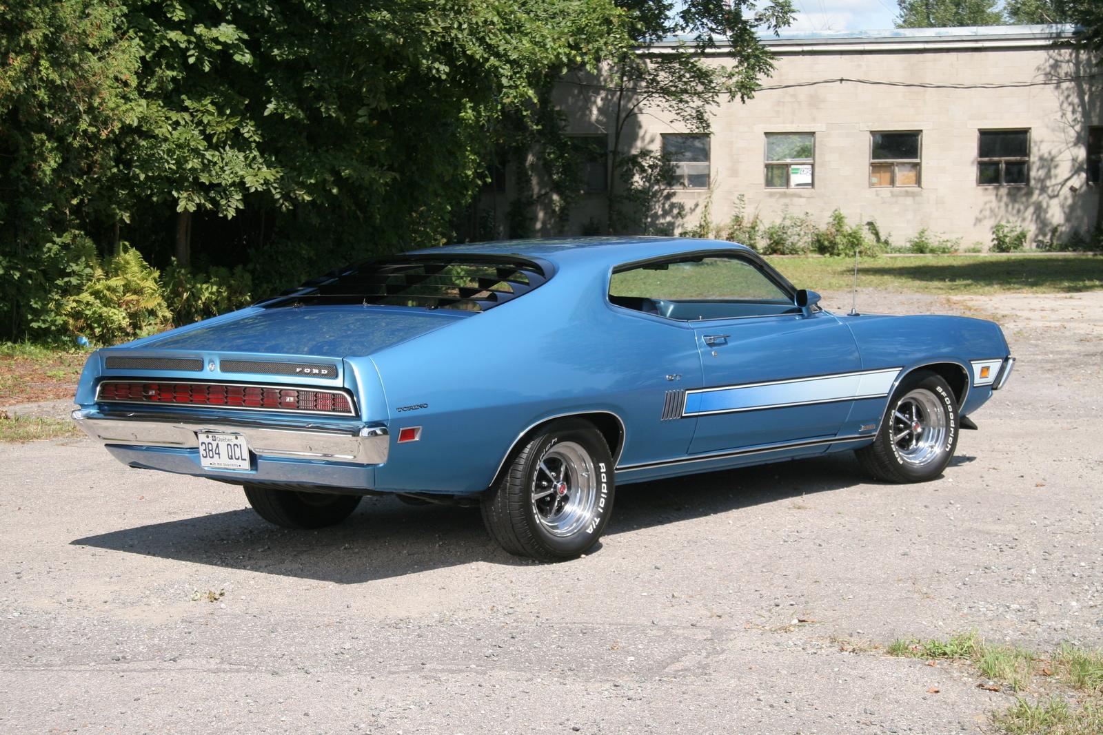 Ford Taurus 1970 foto - 2