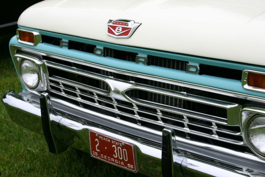 Ford Truck 1966 foto - 8