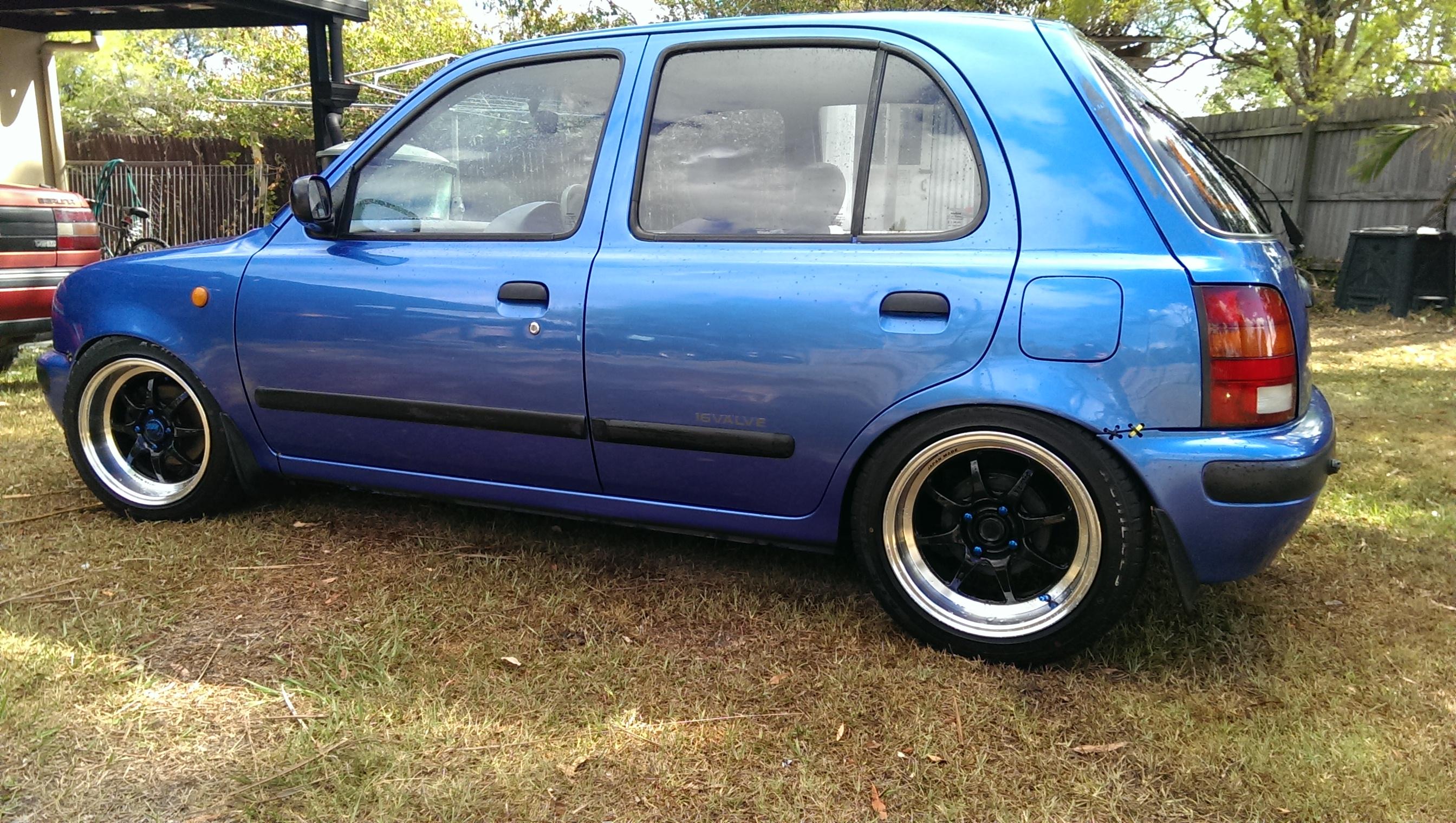 Nissan Micra 1995 foto - 2