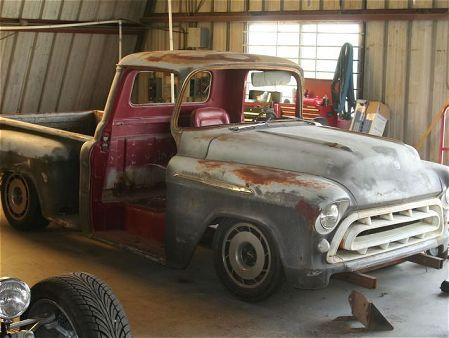 Chevrolet Apache 1957 Foto Imgenes Y Video Revisin Precio Y