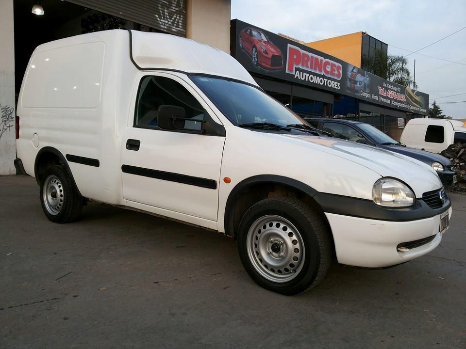 Chevrolet Combo 2001