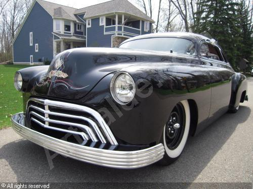 Chevrolet Coupe 1951