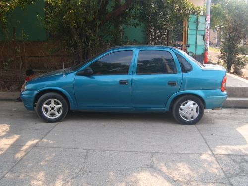 Chevrolet Monza 1997