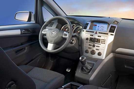 Chevrolet Zafira 2011