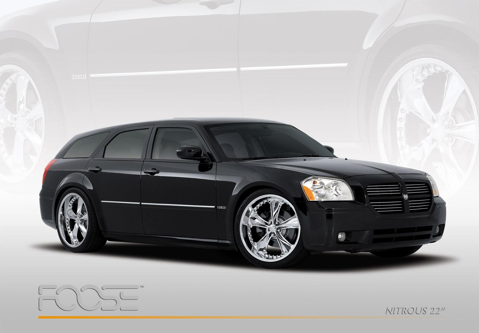 Dodge Magnum 2013