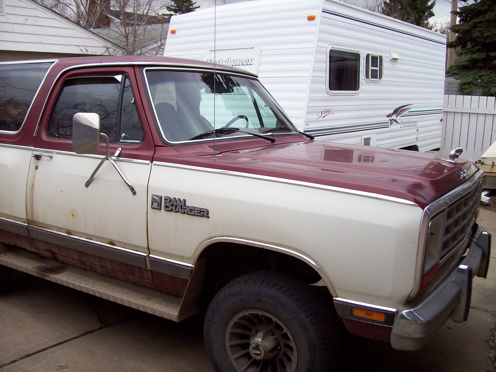 Dodge Ramcharger 1985