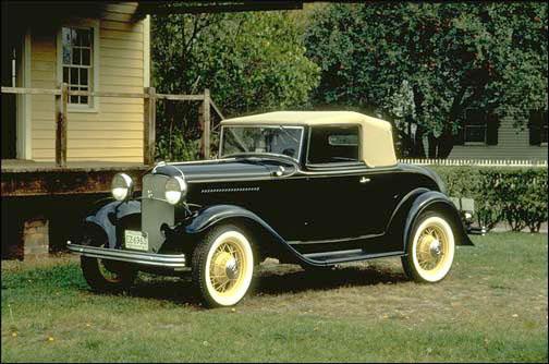 Ford V8 1932