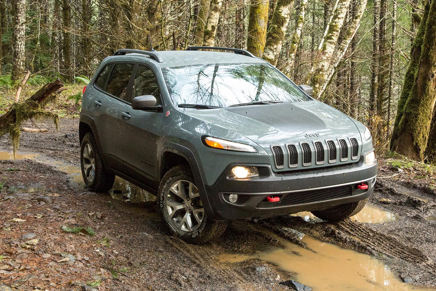 Jeep Trailhawk 2015