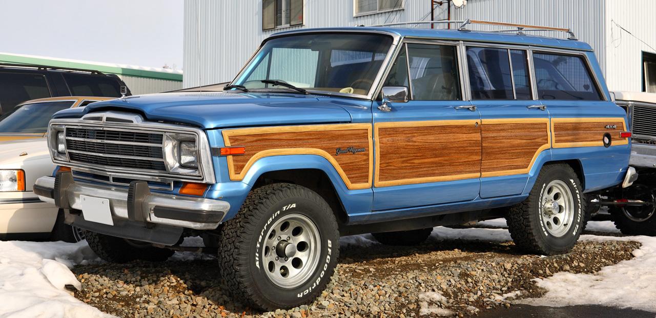 Jeep Wagoneer 1980