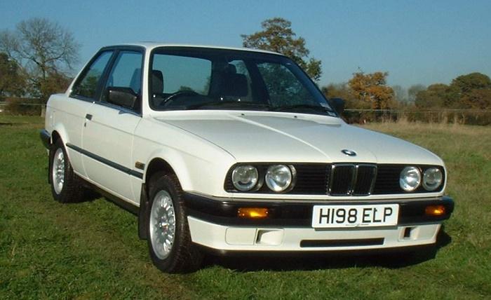 BMW 316 1990