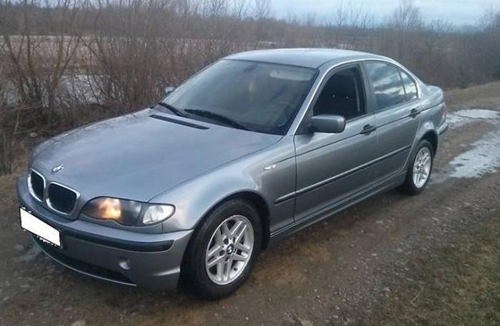 BMW 316 2003