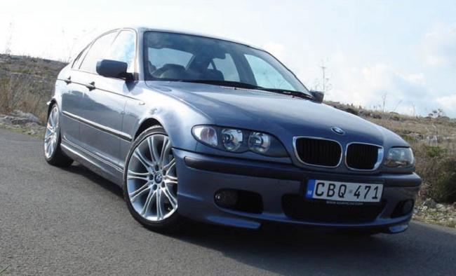 BMW 316i 2005