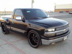 Chevrolet Cheyenne 2002