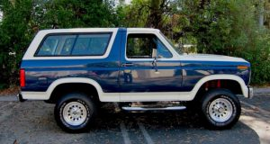 Ford Bronco 1981