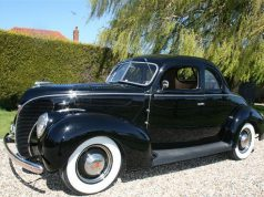 Ford Coupe 1938