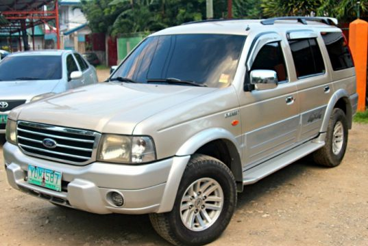 Ford Everest 2006