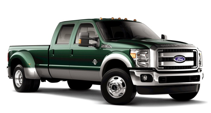 Ford F-350 2010