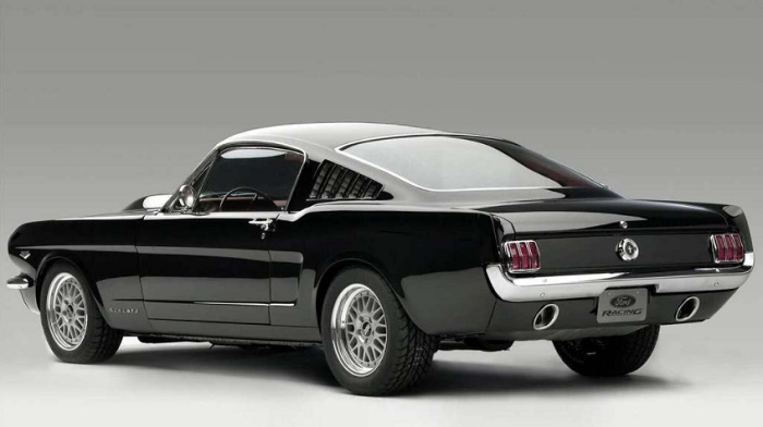 Ford Mustang 1957