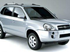Hyundai Tucson 2002