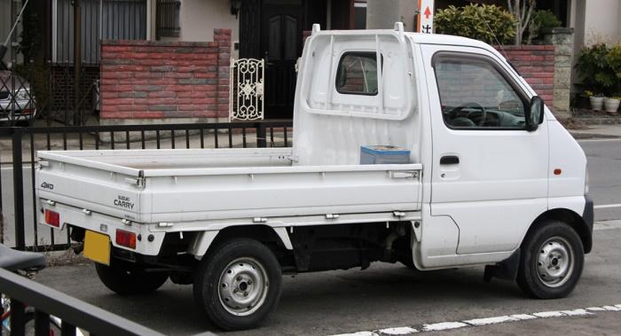Suzuki Carry 2010
