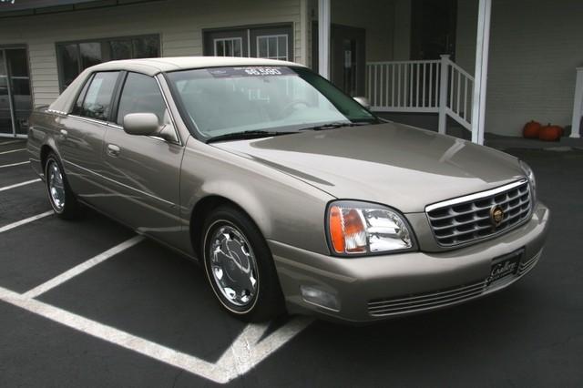 Cadillac DHS 2001 foto - 2