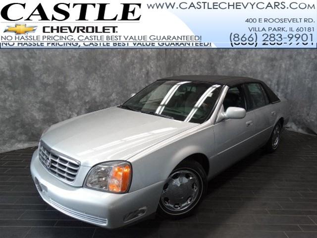 Cadillac DHS 2001 foto - 4