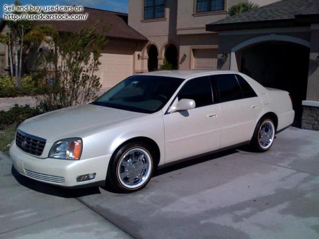 Cadillac DHS 2001 foto - 5