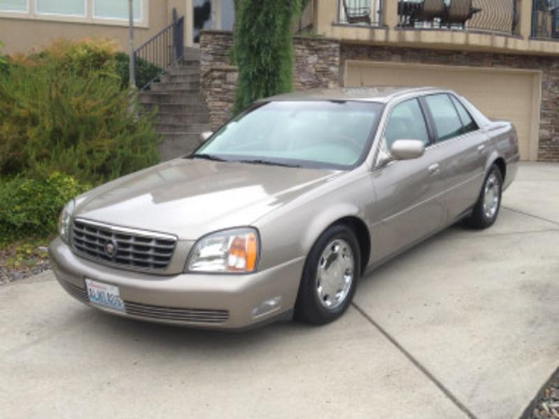 Cadillac DHS 2001 foto - 6