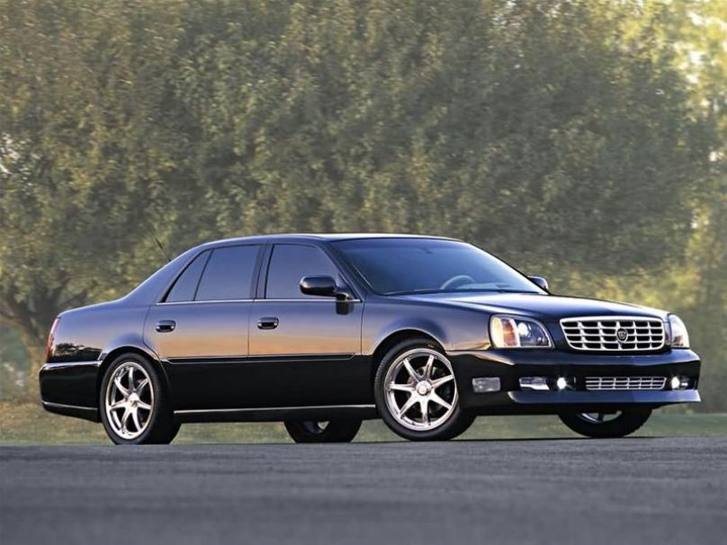 Cadillac DHS 2002 foto - 1