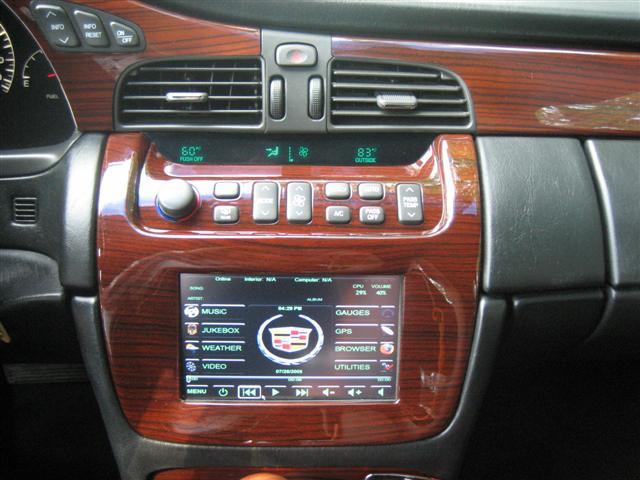 Cadillac DHS 2002 foto - 2