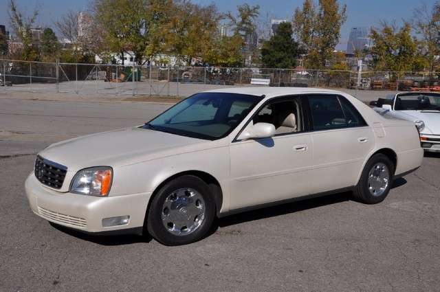 Cadillac DHS 2002 foto - 5