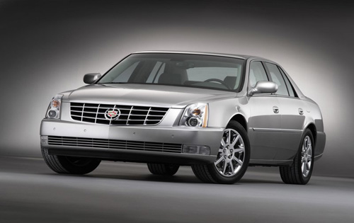 Cadillac DTS 2001 foto - 1