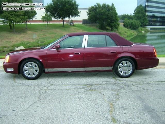Cadillac DTS 2001 foto - 2