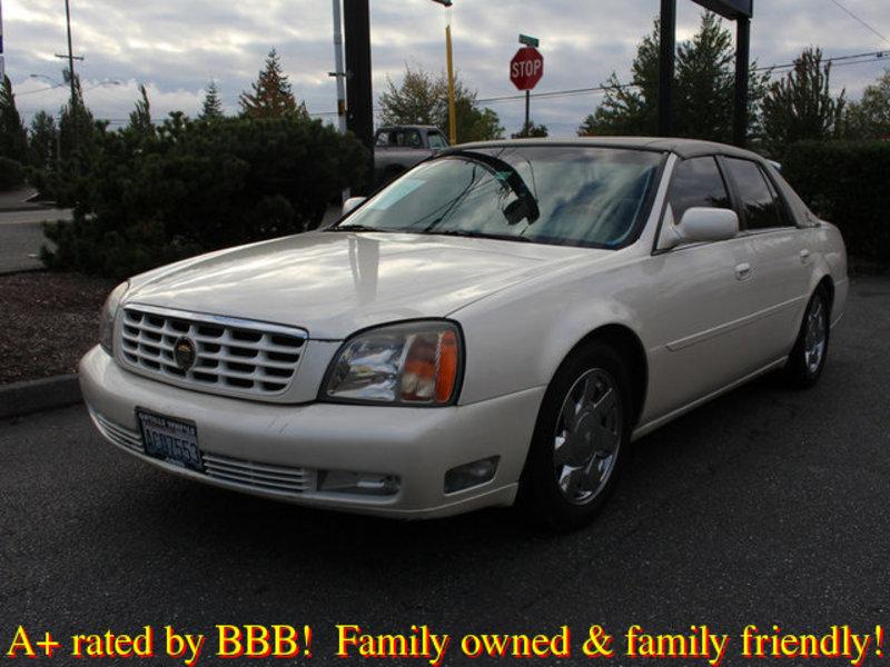 Cadillac DTS 2001 foto - 3