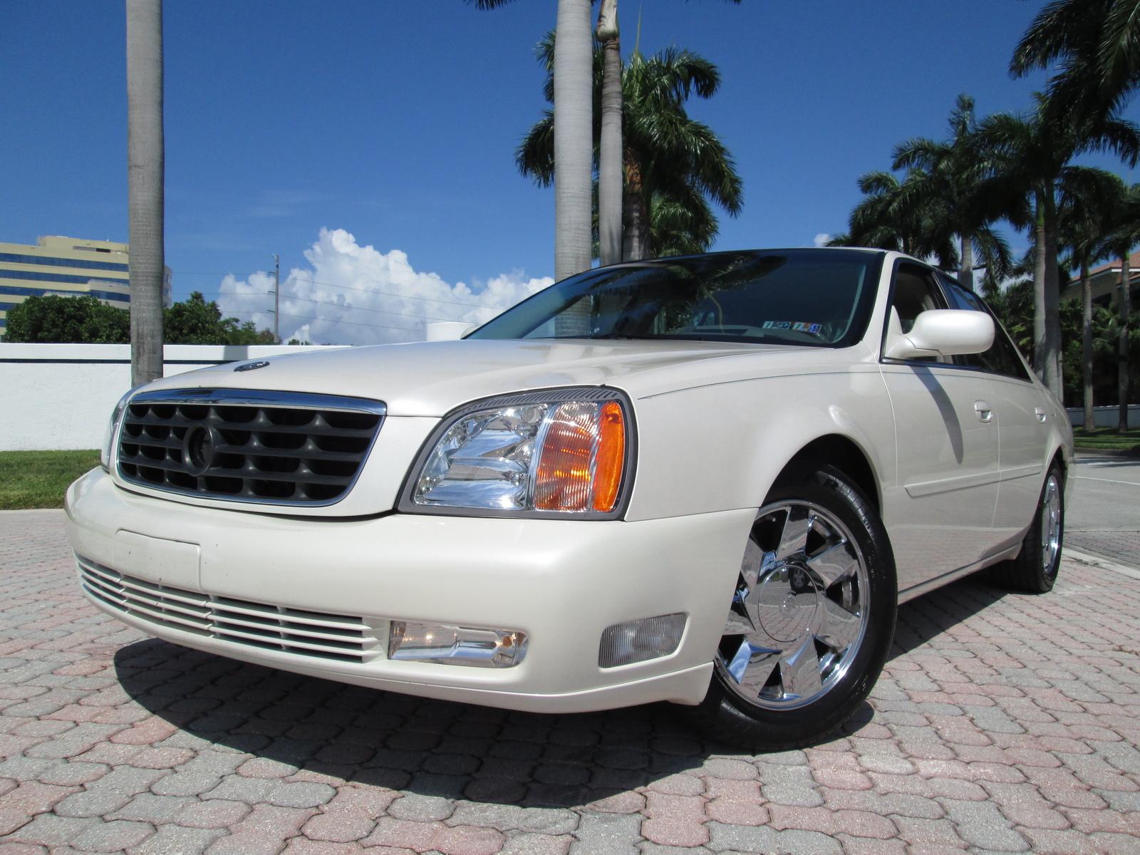 Cadillac DTS 2001 foto - 5
